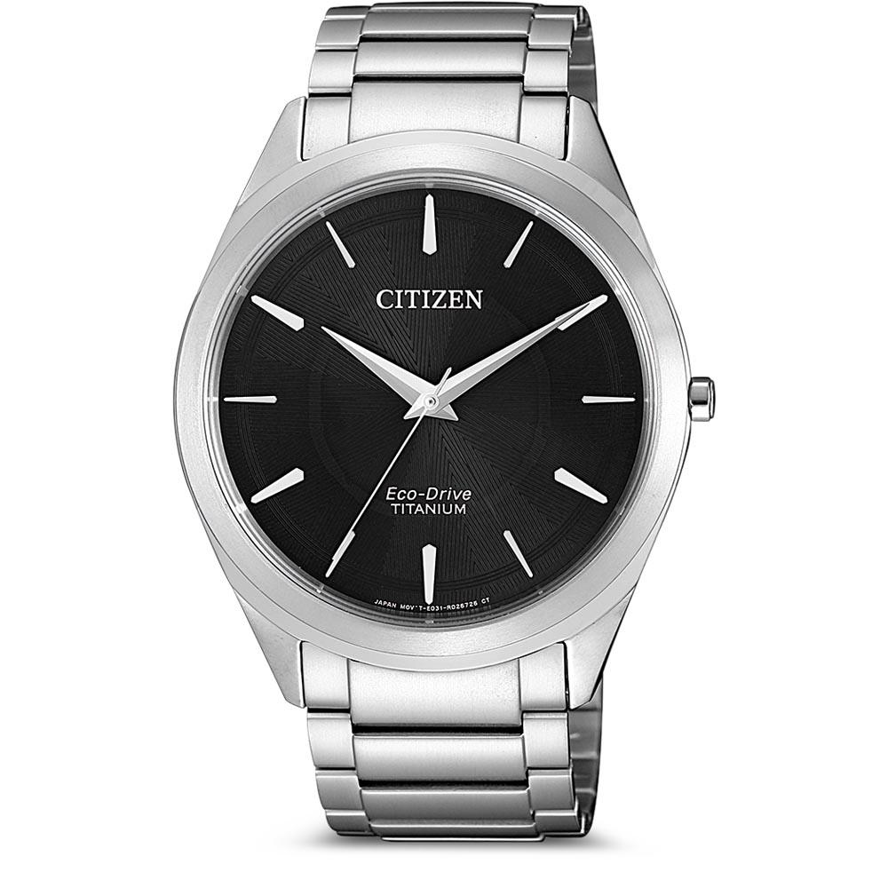 Citizen BJ6520-82E Super Titanium Horloge
