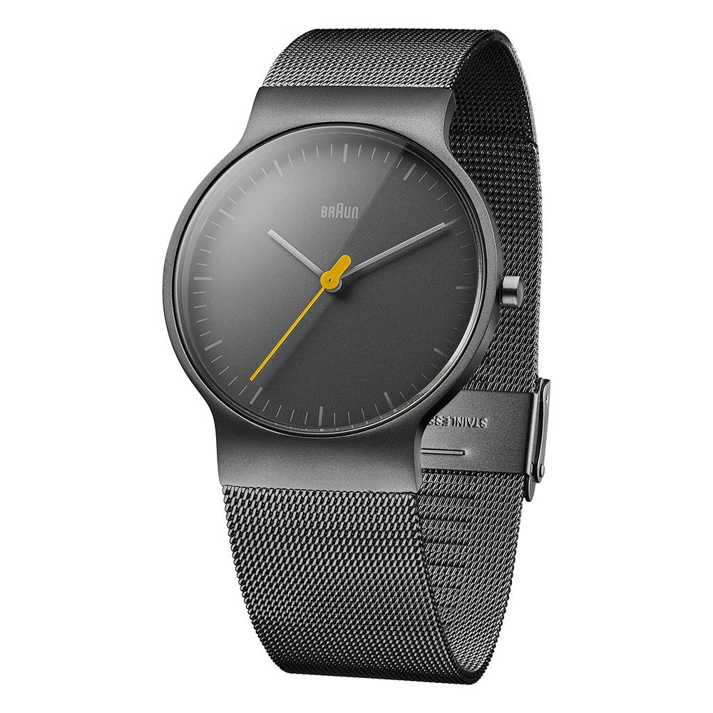 Braun BN0211 TIMHG Grijs Horloge
