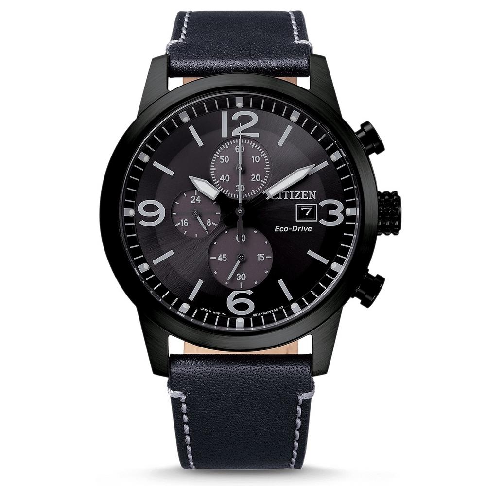 Citizen CA0745-29E Chrono Horloge