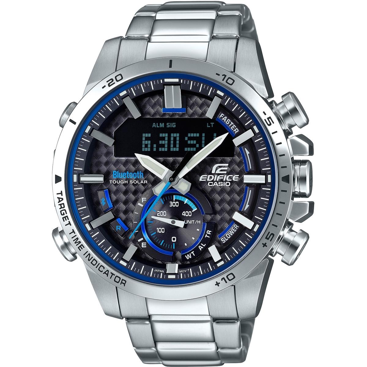 Casio Edifice ECB 800D 1AEF Bluetooth Horloge