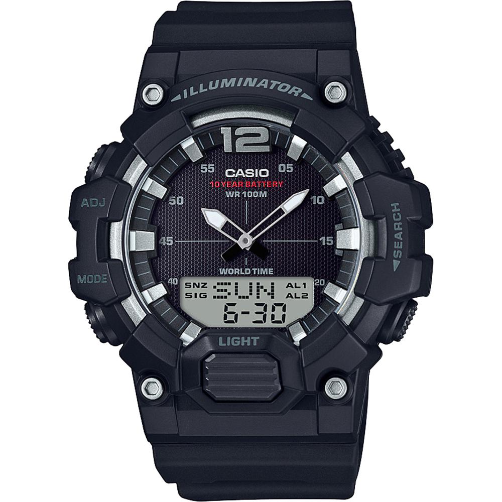Casio Collection HDC-700-1AVEF Horloge