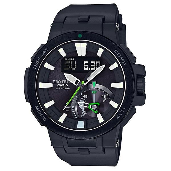 Casio Pro Trek PRW-7000-1AER Outdoor Watch