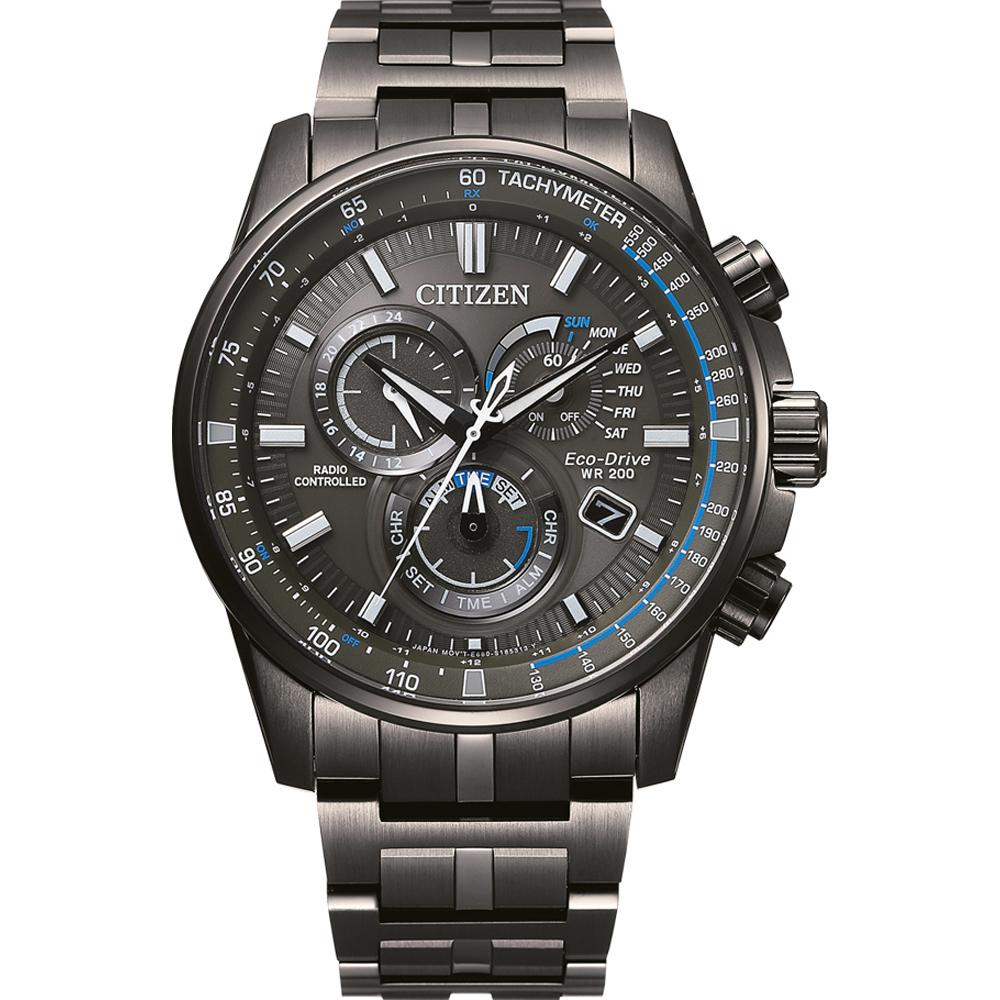 Citizen CB5887-55H Radio Controlled Horloge
