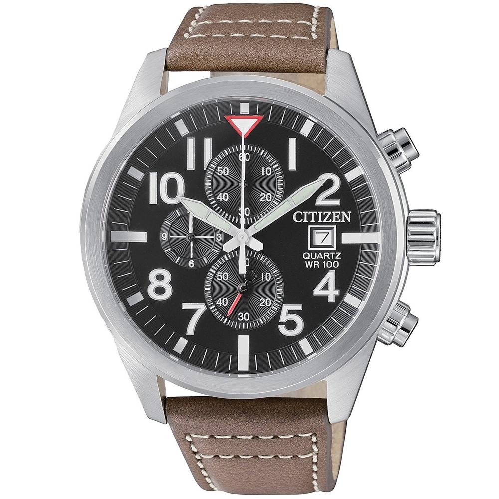 Citizen AN3620-01H Chrono Horloge