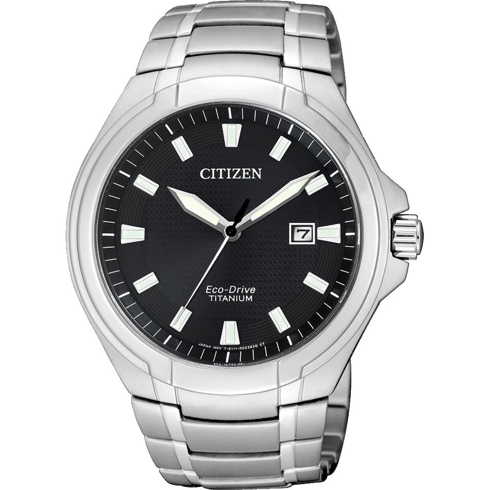Citizen BM7430-89E Super Titanium Eco Drive