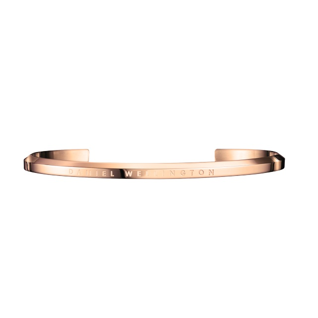 Daniel Wellington Classic Cuff Large Rose Gold