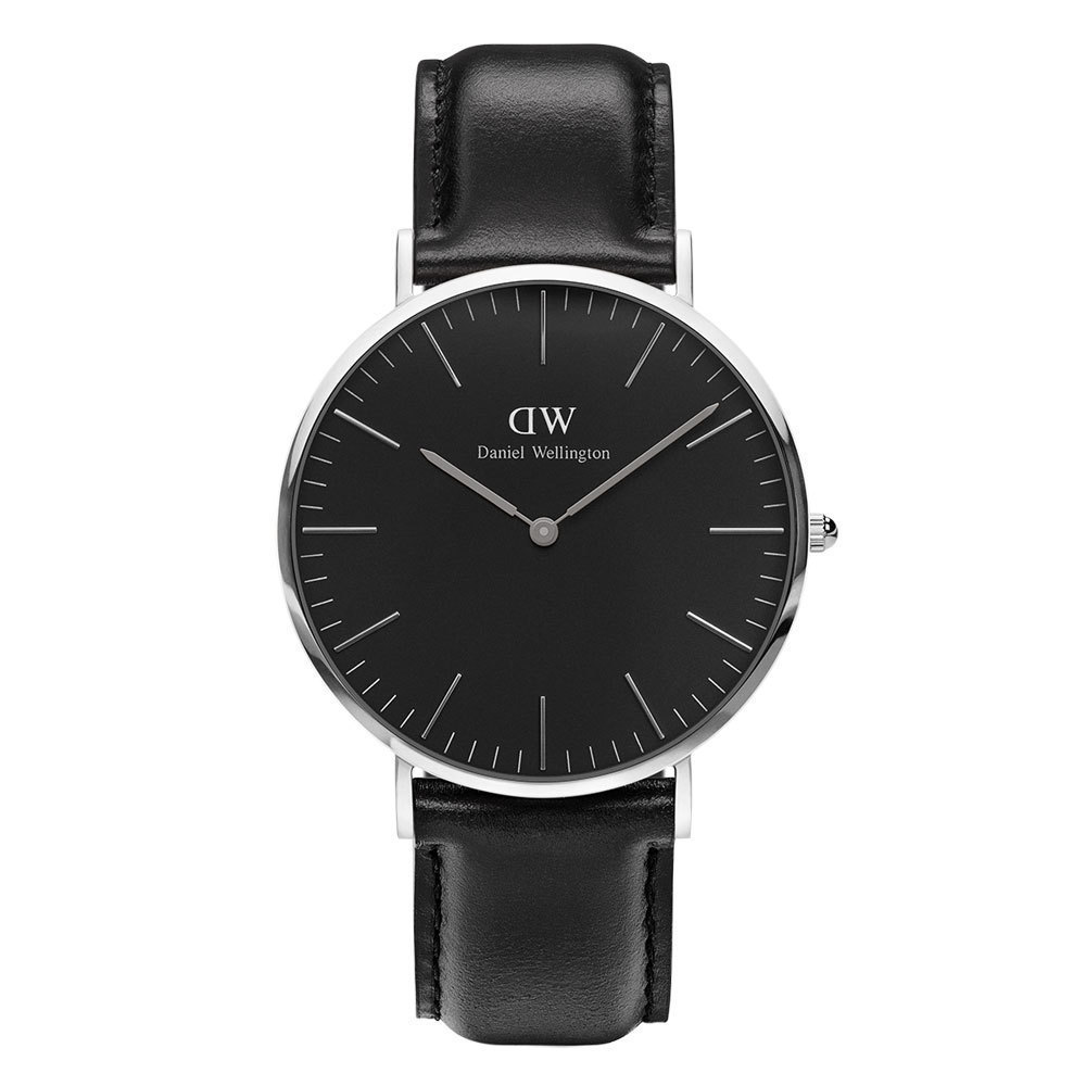 Daniel Wellington Classic Man Horloge Silver Sheffield