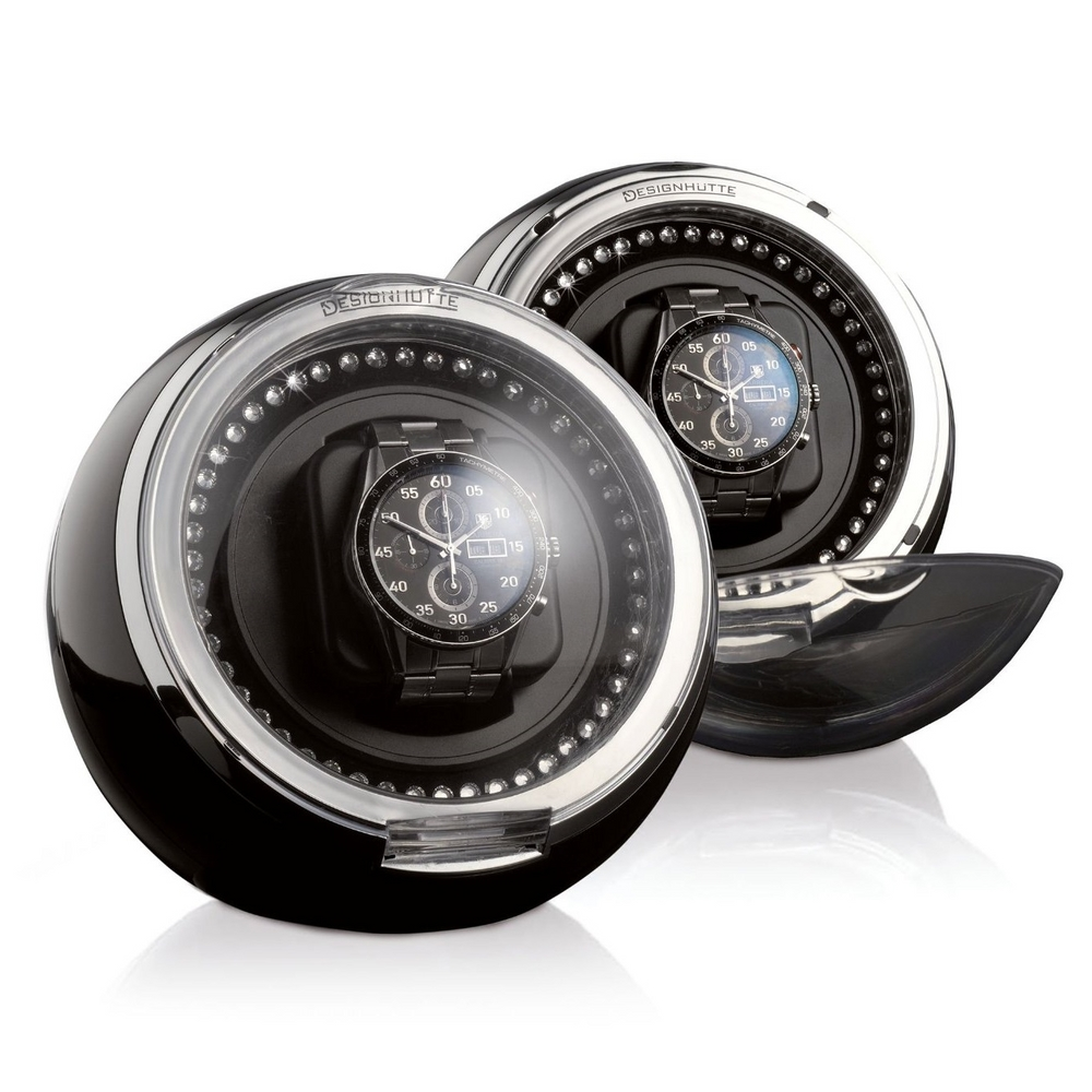 Designhuette Crystal Black Watchwinder