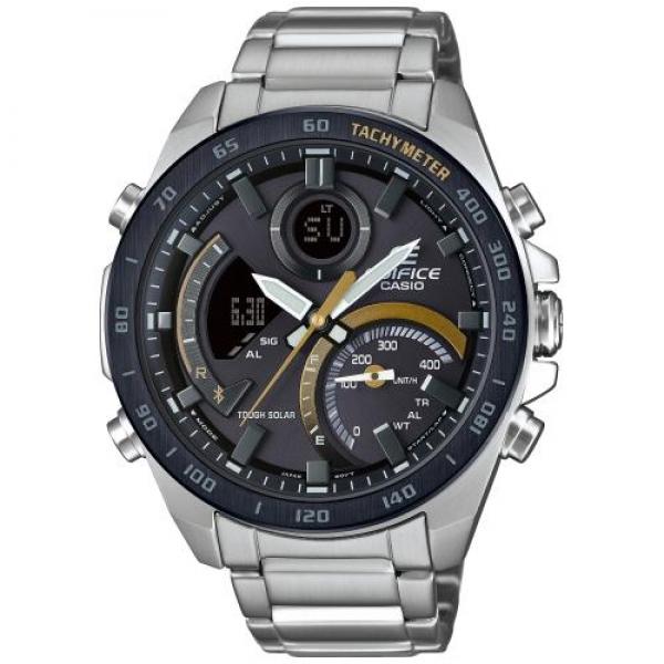 Casio Edifice ECB-900DB-1CER Bluetooth Horloge
