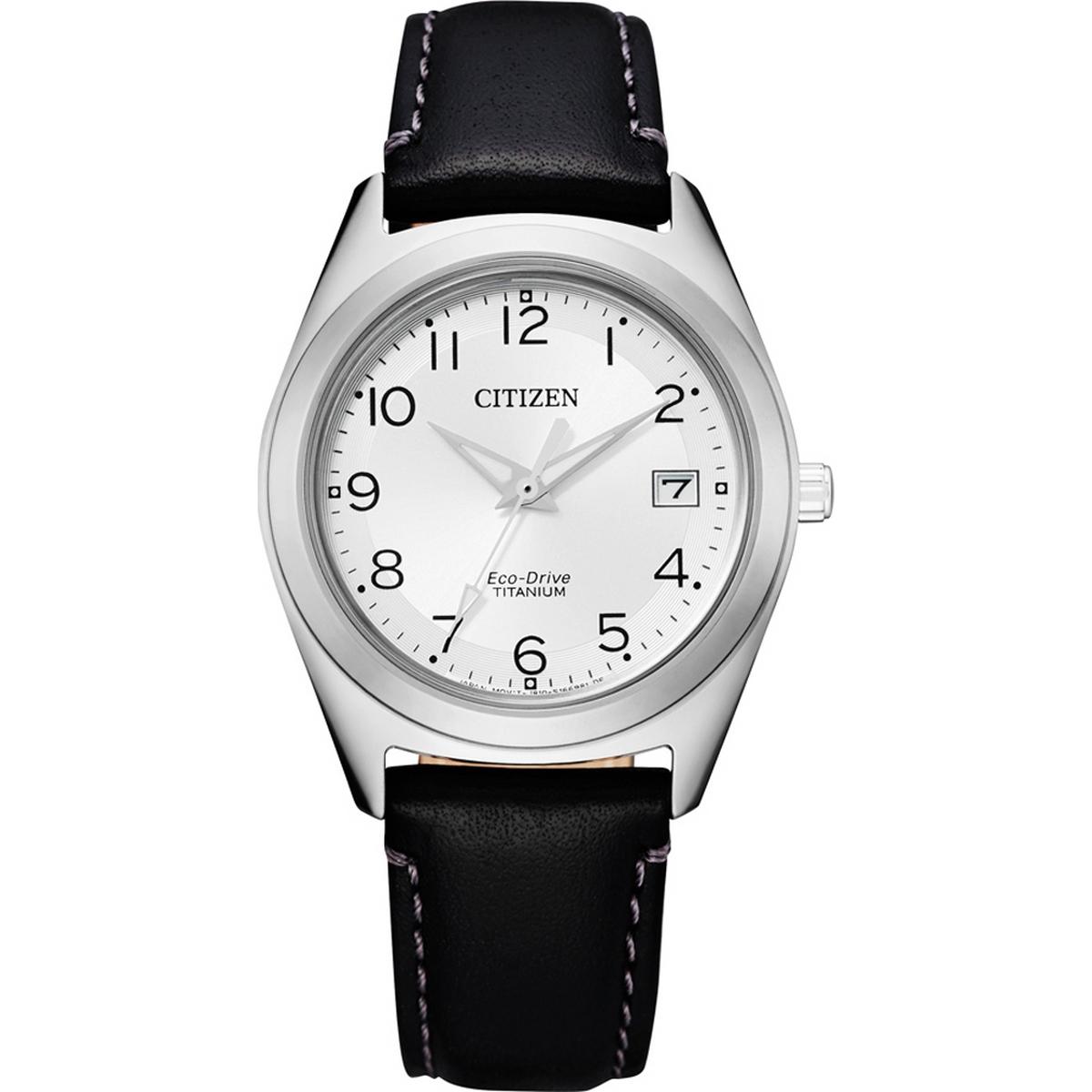 Citizen FE6150-18A Titanium Dames Horloge