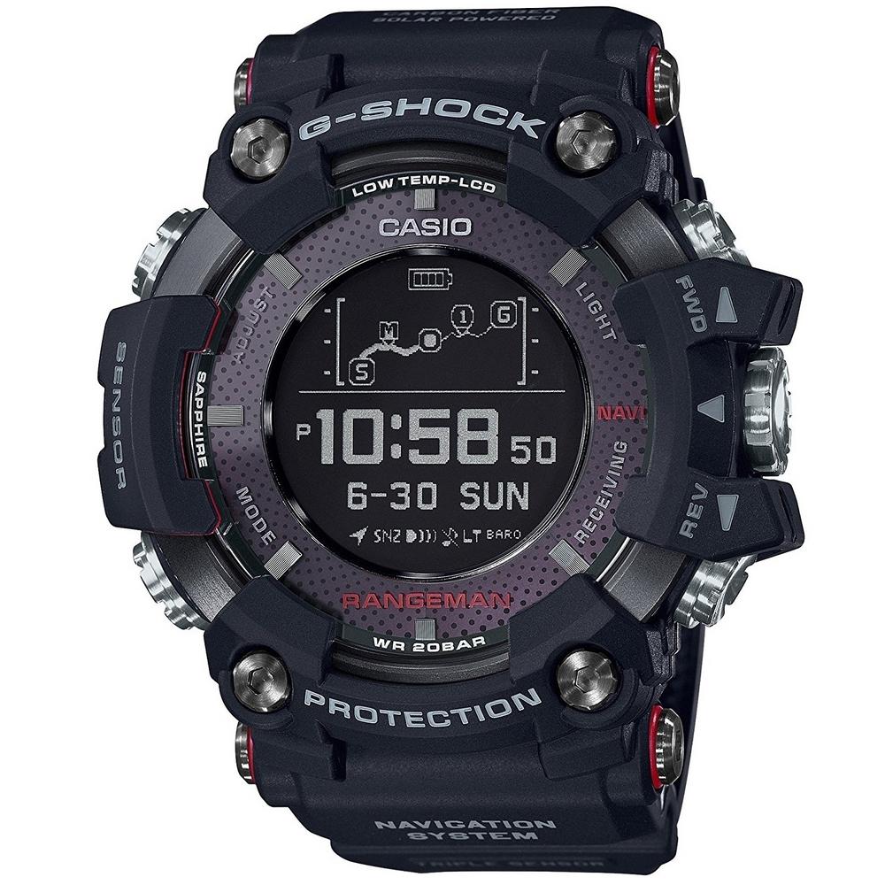 Casio G-Shock GPR-B1000-1ER Rangeman