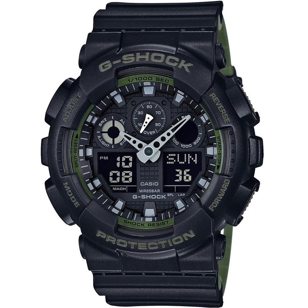 Casio G-Shock GA-100L-1AER