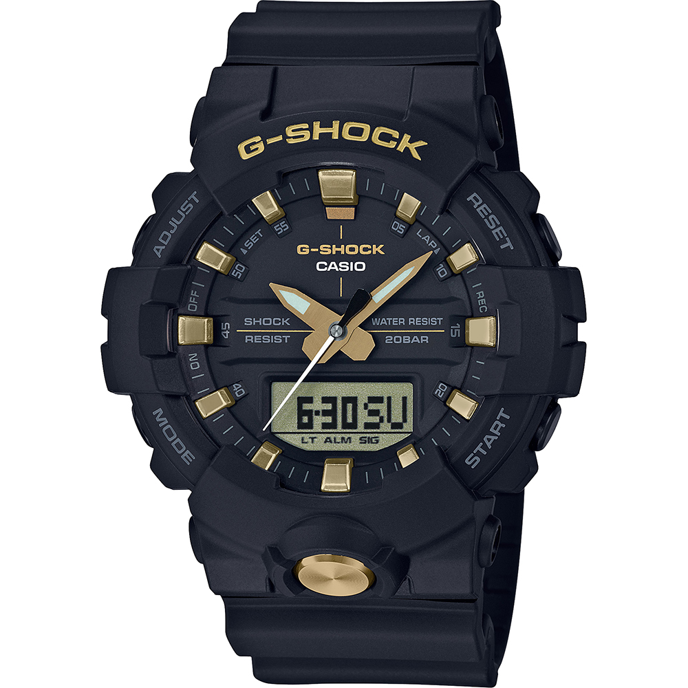 Casio G-Shock GA-810B-1A9ER Horloge