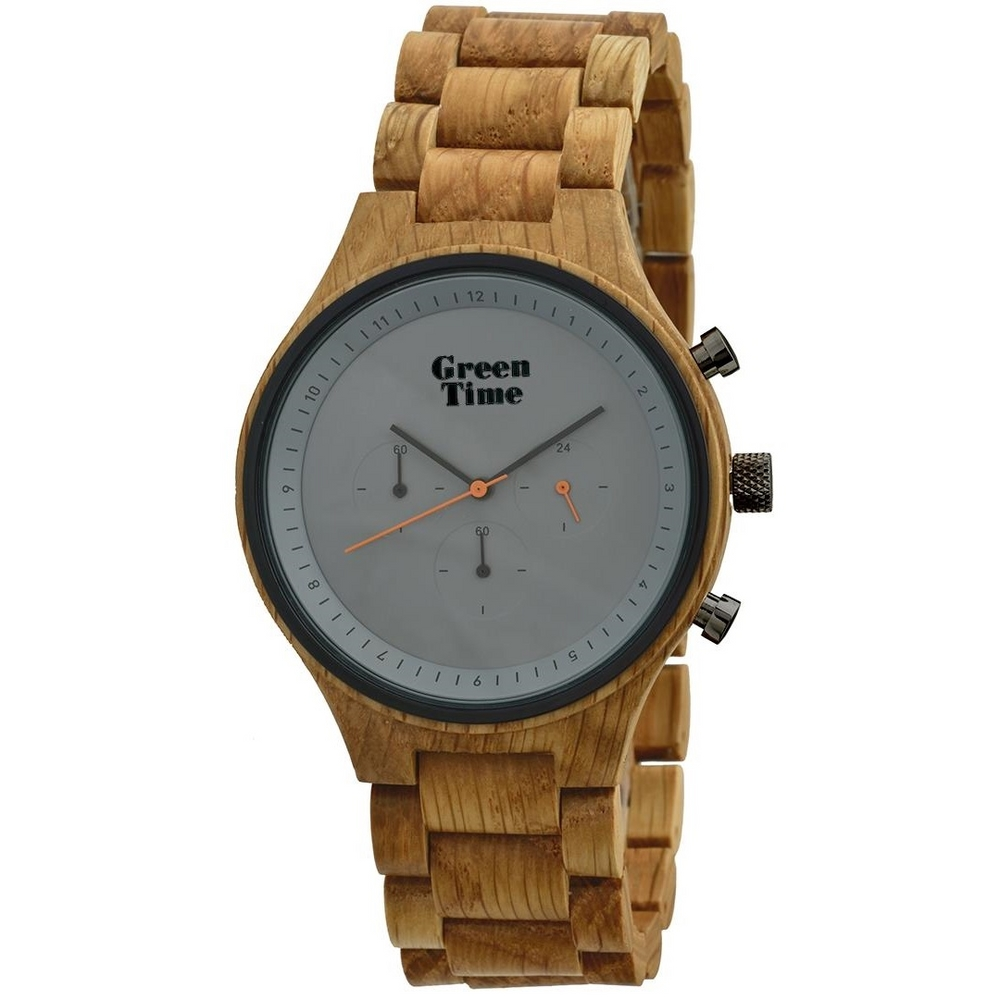 GreenTime ZW063A Chrono Horloge