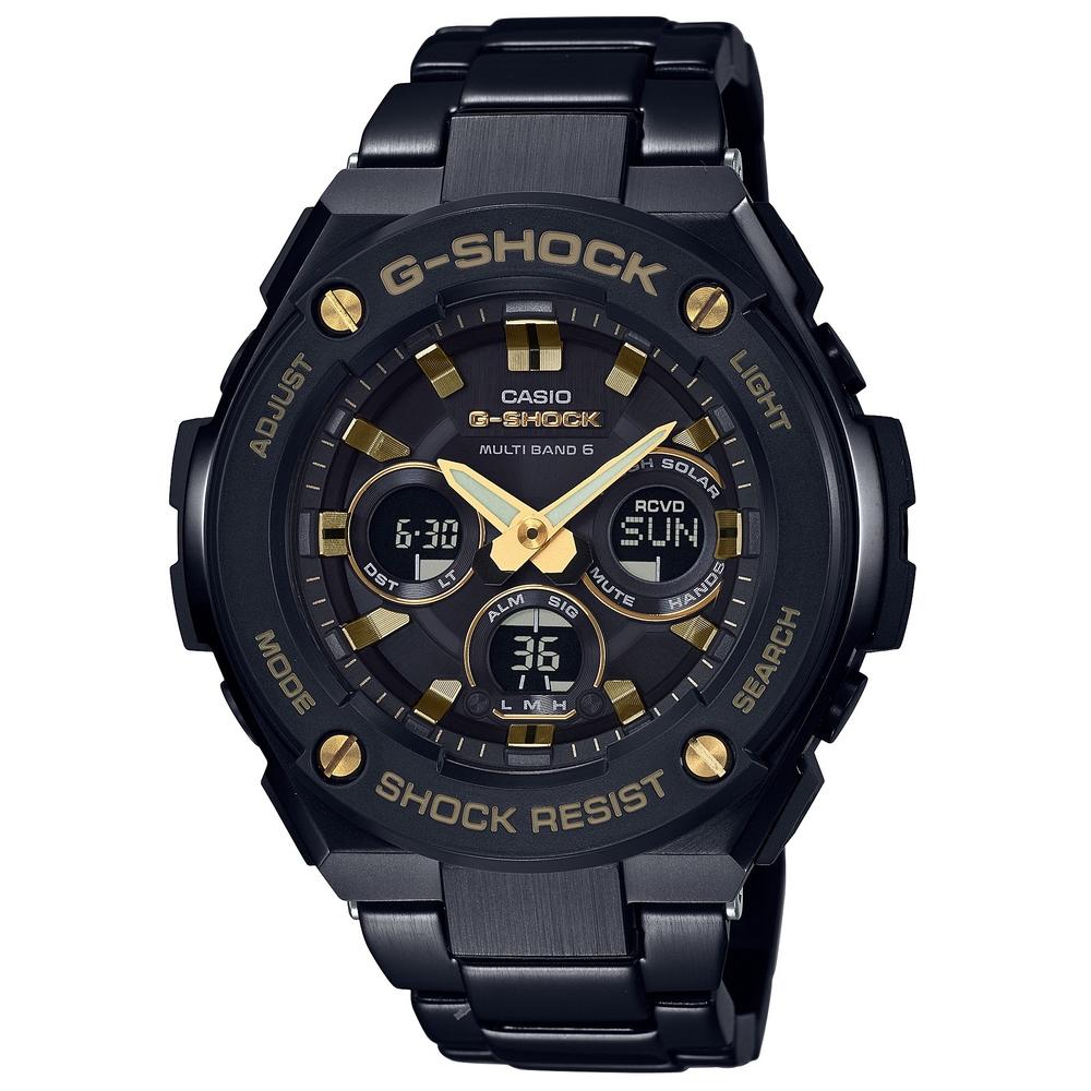 Casio G-Steel GST-W300BD-1AER Horloge