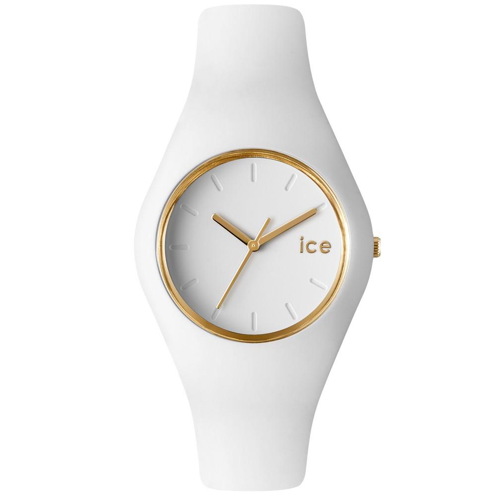 Ice-Glam Medium White Gold IW000917