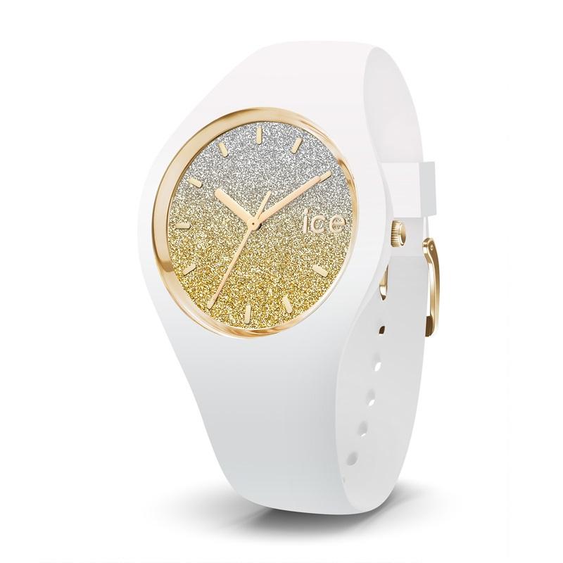 Ice-Watch Ice-Lo Unisex White Gold