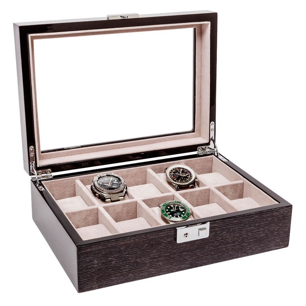 La Royale Caldo Houten Horlogekist