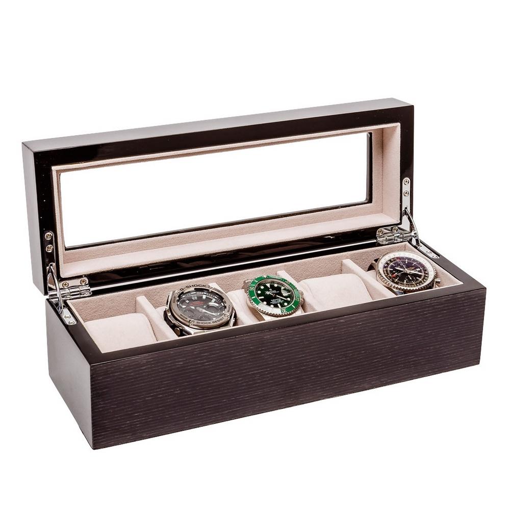 La Royale Lungo Horlogekist voor 5 horloges