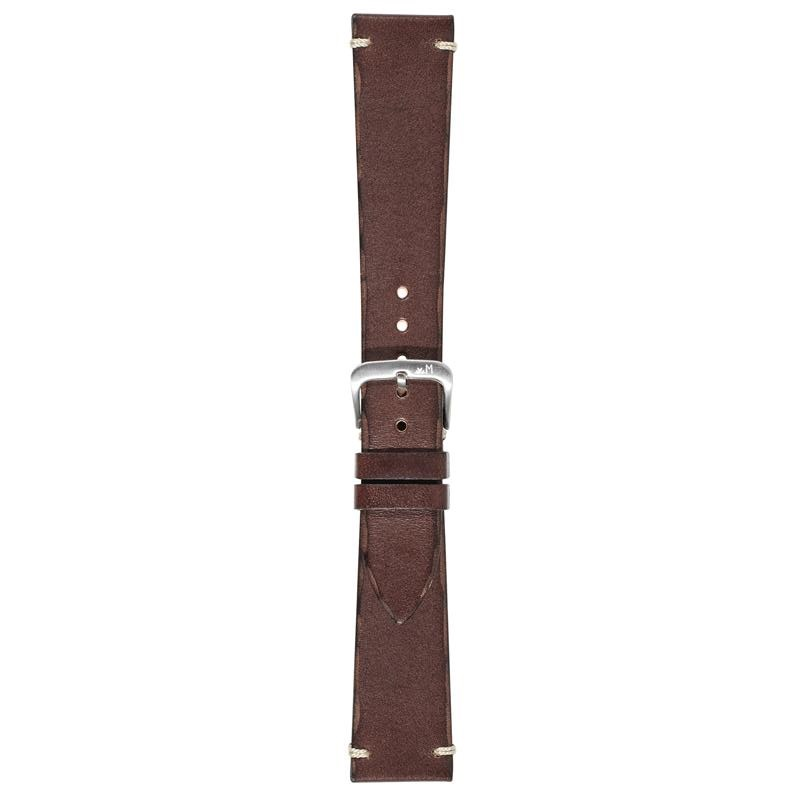 Morellato Vintage Horlogeband Donker Bruin 18 mm