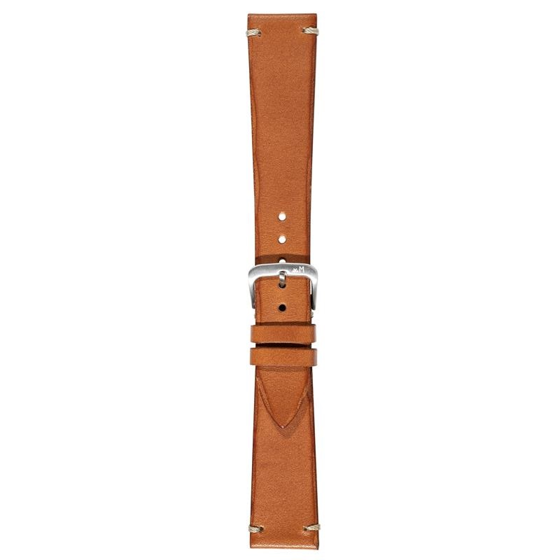 Morellato Vintage Horlogeband Naturel Bruin 22 mm