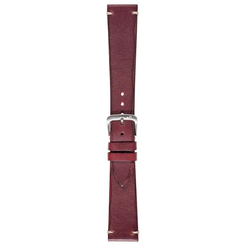 Morellato Vintage Horlogeband Rood 20 mm