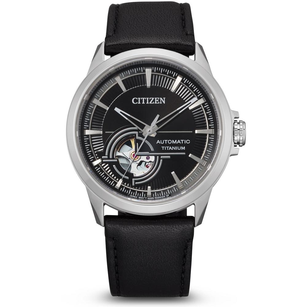 Image of Citizen NH9120-11E Automatic Super Titanium 12037267