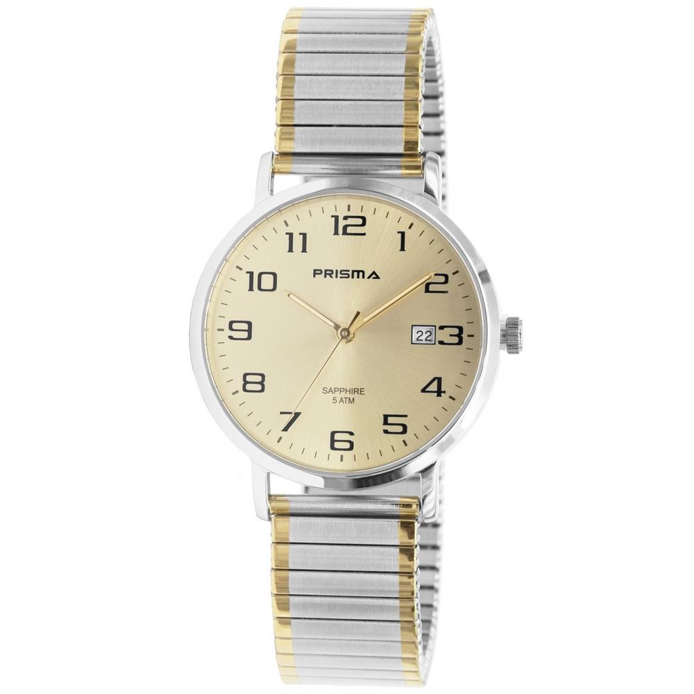 Prisma Classic P.1753 Rekband horloge