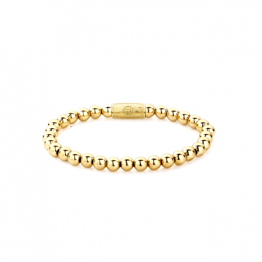Rebel & Rose Armband Shine Yellow Gold Only XS