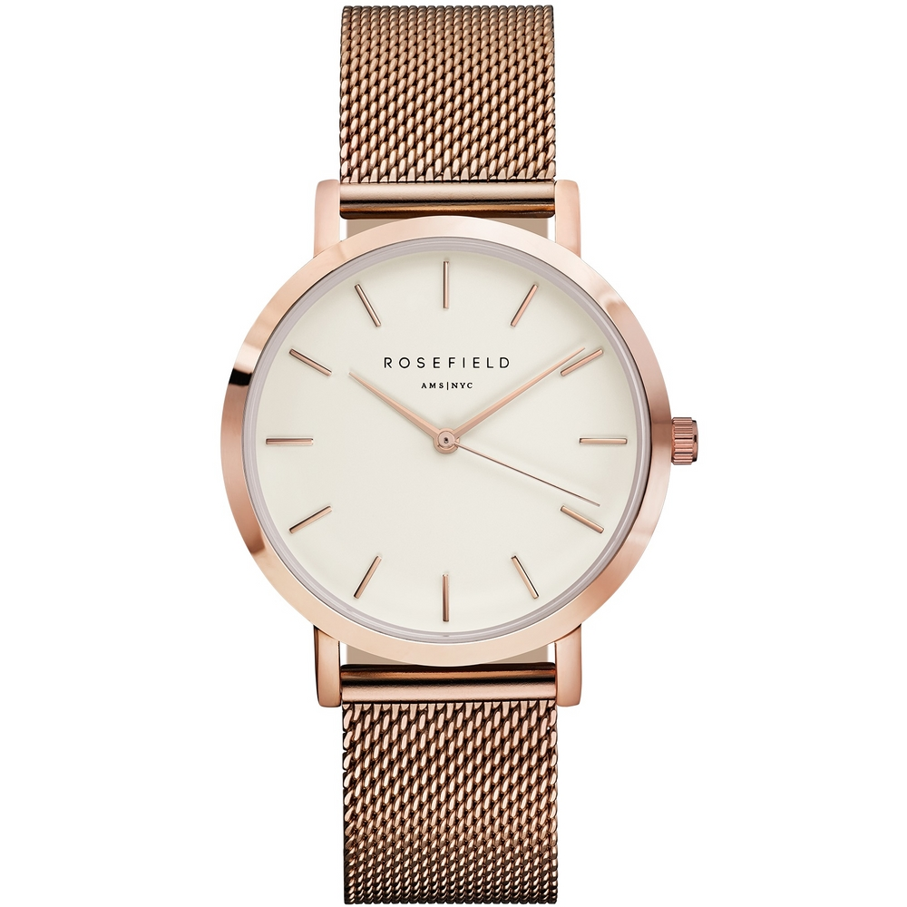 Rosefield The Tribeca White Rosegold TWR-T50