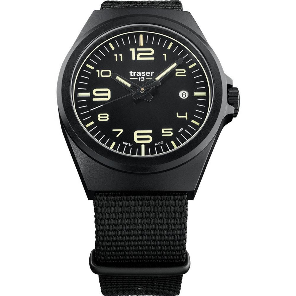 Traser P59 Essential S Black Nato