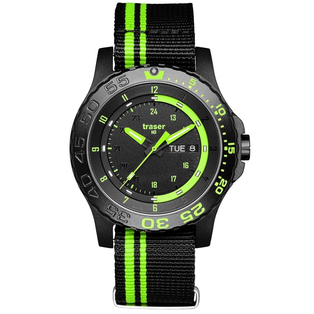 Traser P66 Green Spirit Horloge