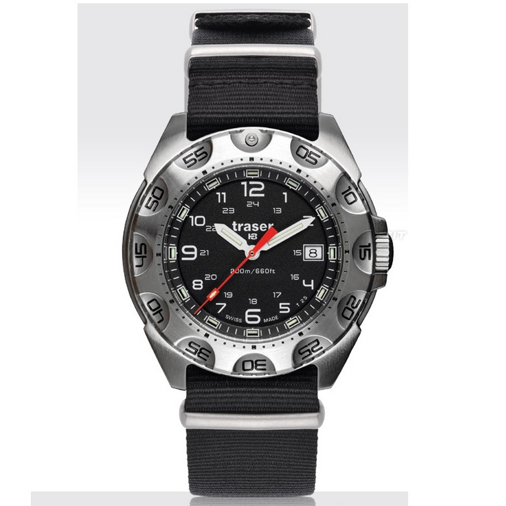 Traser Survivor Nato Horloge
